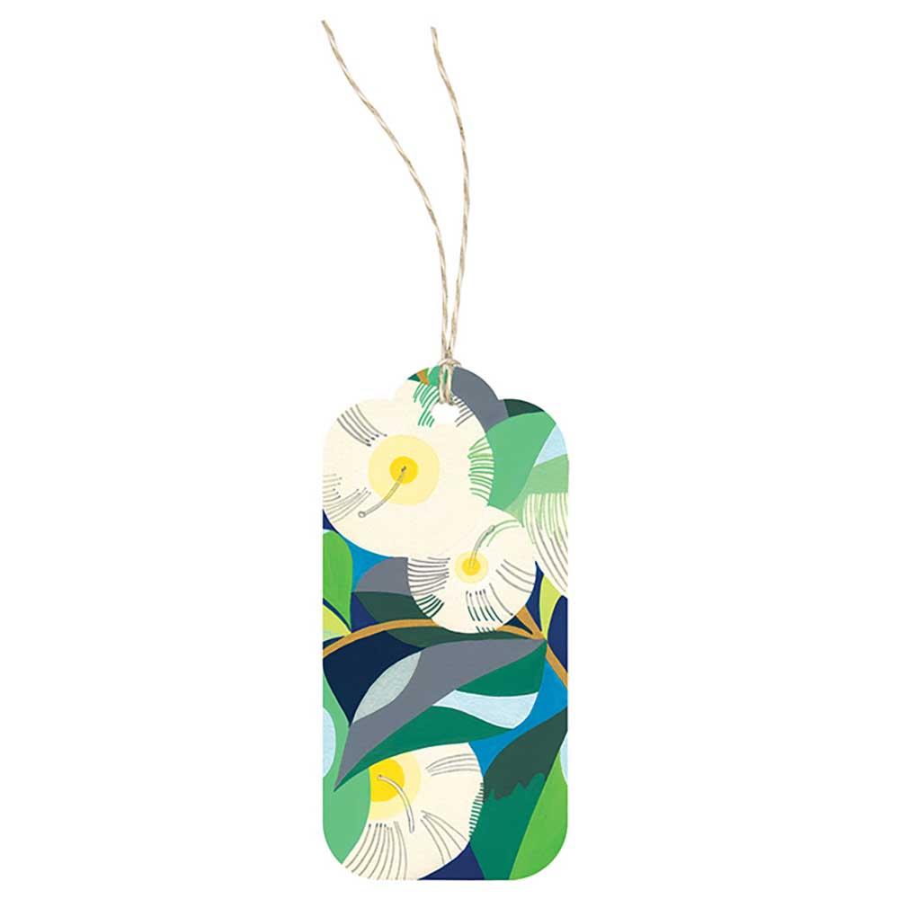 Earth Greetings Gift Tag - Lemon-Scented Gum