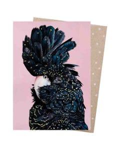 Earth Greetings Blank Card - Kookaburra Calling