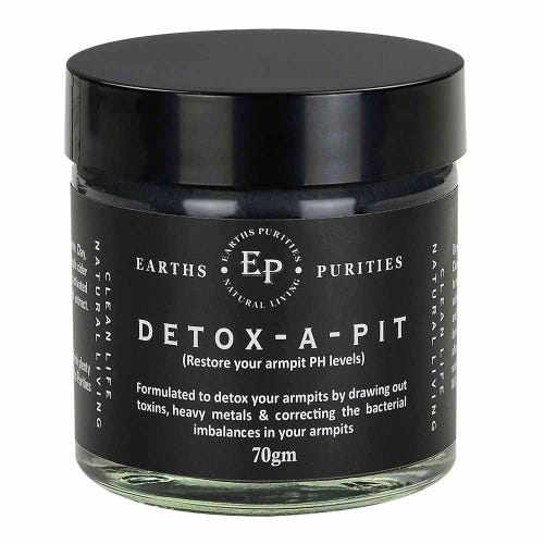 Earths Purities Detox a Pit (70g)