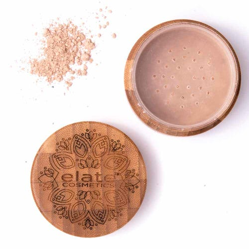 Elate Loose Finishing Powder - Glowing