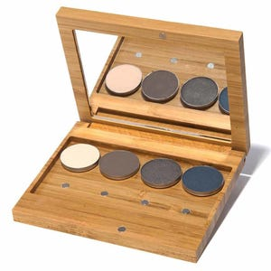 Elate Bamboo Capsule Palette - Brown Eyes
