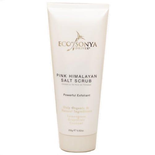 Eco Tan Certified Organic Pink Himalayan Salt Scrub (250g)