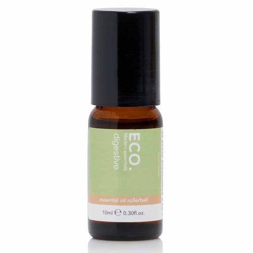Eco. Aroma Essential Oil Rollerball - Digestive Blend (10ml)