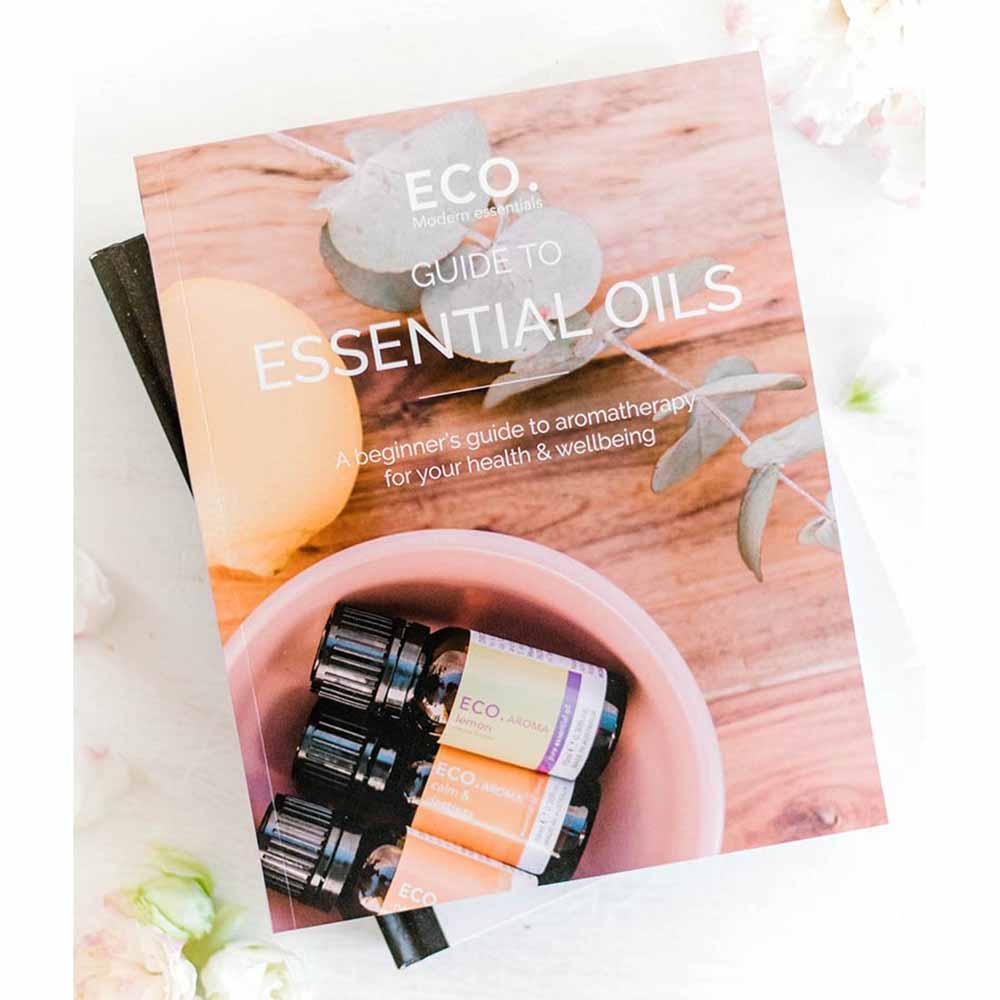 Eco. Guide to Essential Oils Book