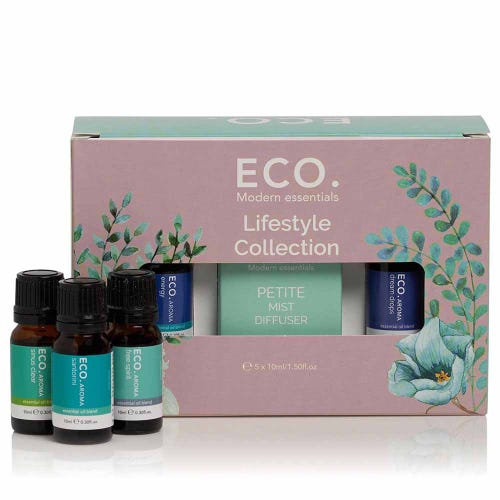 Eco. Essential Oil Lifestyle Collection