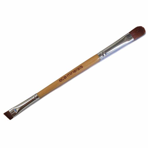 Eco Minerals Duo Makeup Brush