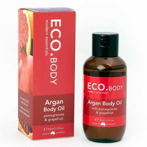 Eco. Argan Body Oil (95ml)