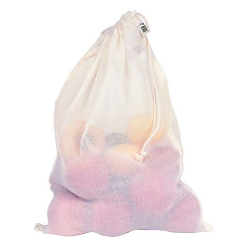 Eco Bags Bulk & Produce Cotton Gauze Bag Large