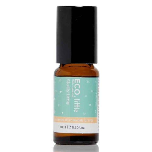 Eco. Little Essential Oil Blend - Study Time Rollerball (10ml)