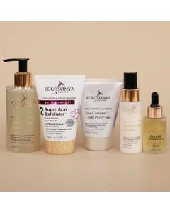 Eco Tan Clear Skin System - Green Cosmetic Bag | Flora & Fauna Australia