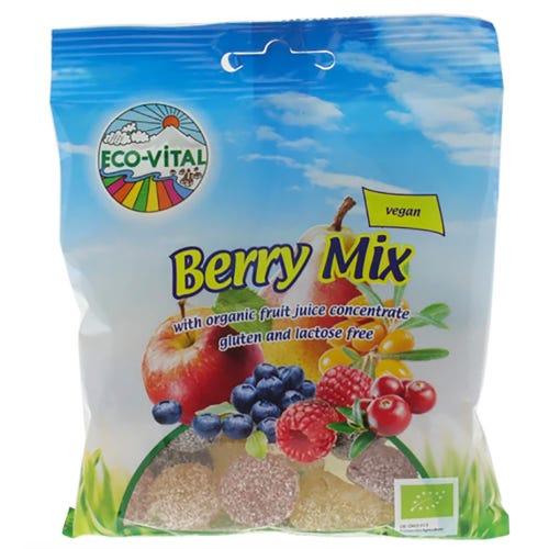Eco-Vital Organic Berry Mix (100g)