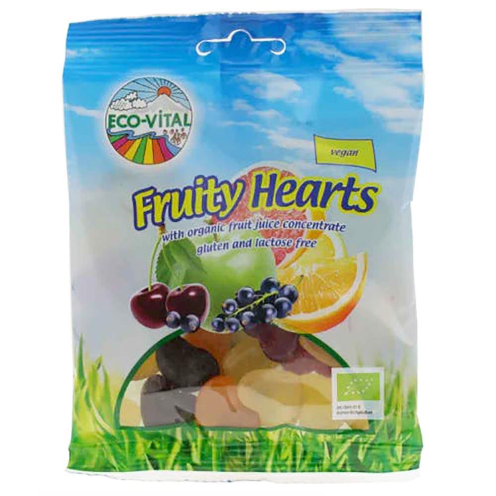 Eco-Vital Fruity Hearts (100g)