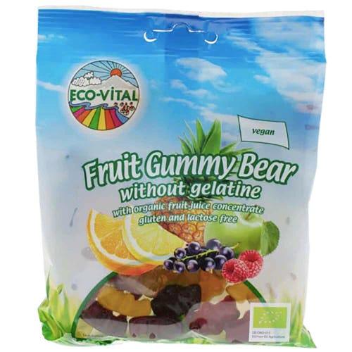 Eco-Vital Fruity Gummy Bears (100g)