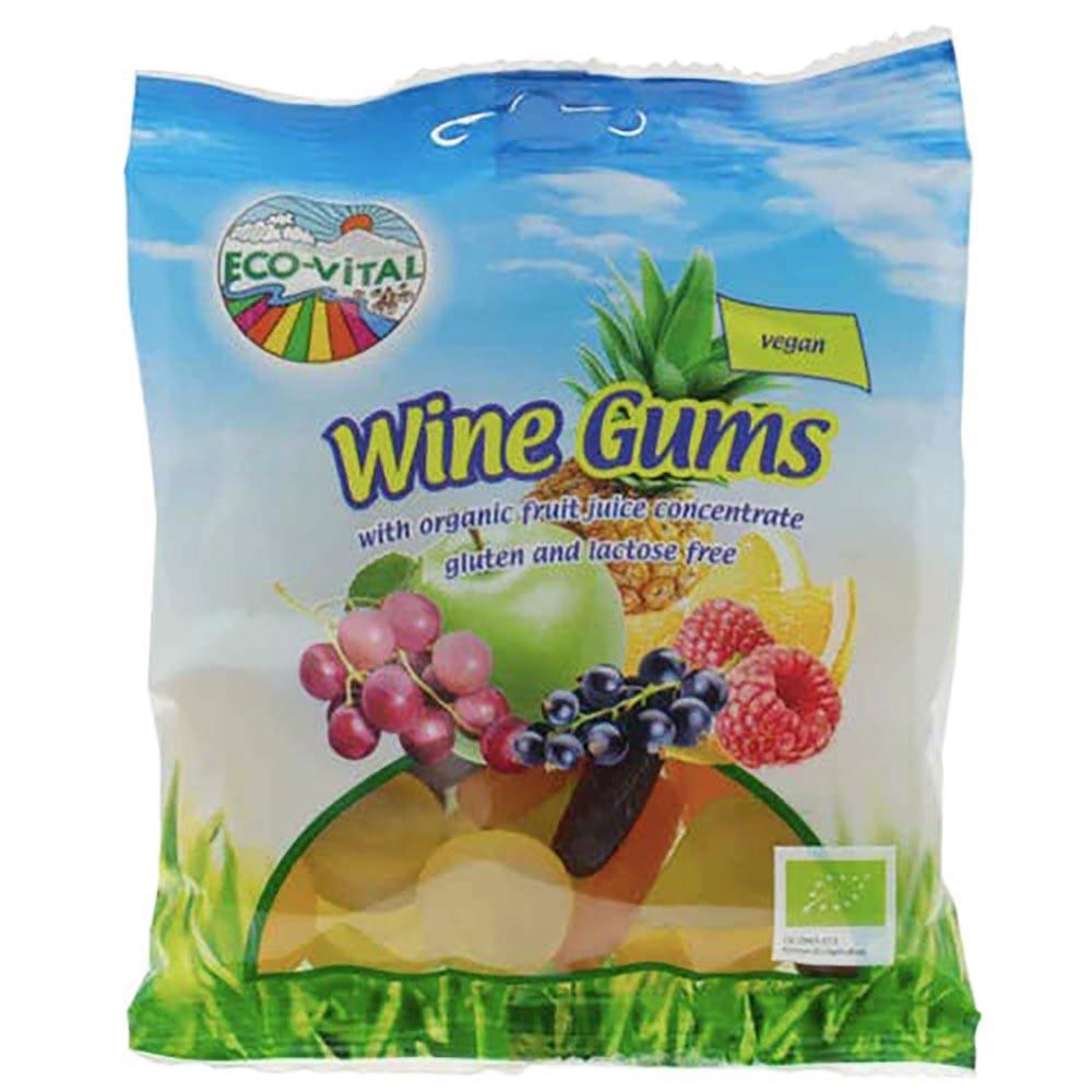 Eco-Vital Wine Gums (100g)