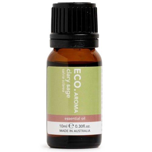 Eco. Aroma Essential Oil - Clary Sage (10ml)