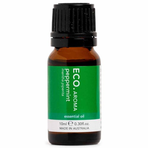 Eco. Aroma Essential Oil - Peppermint (10ml)