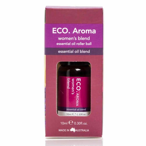 Eco. Aroma Essential Oil Roller Ball - Women's Blend (10ml)