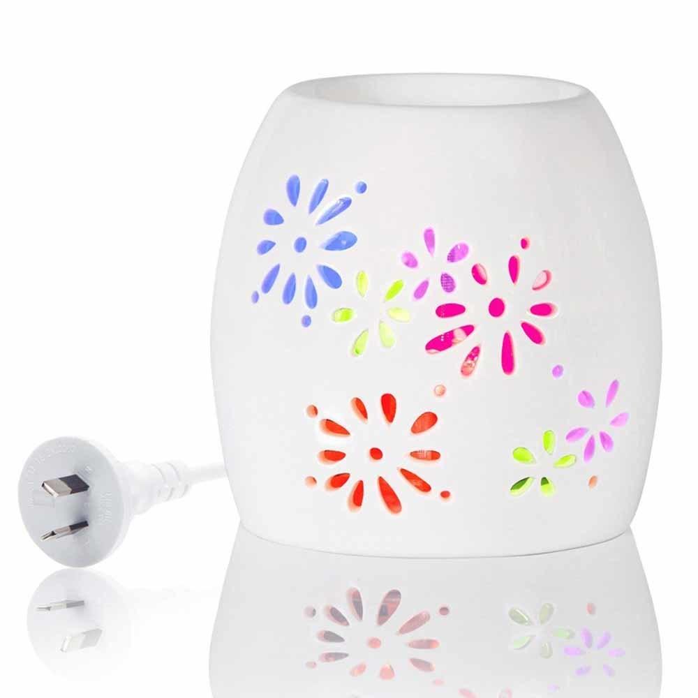 Eco. Aroma Illumamatic Vaporiser - Multi Light