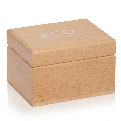 ECO. Essential Oils Wooden Box