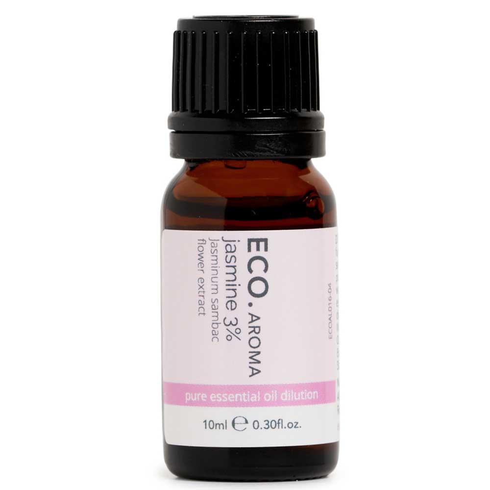 Eco. Aroma Essential Oil - Jasmine 3% (10ml)