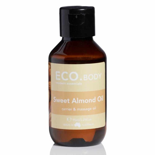 Eco. Sweet Almond Carrier Oil (95ml)