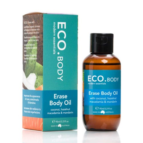 Eco. Erase Body Oil for Stretchmarks & Scars (95ml)