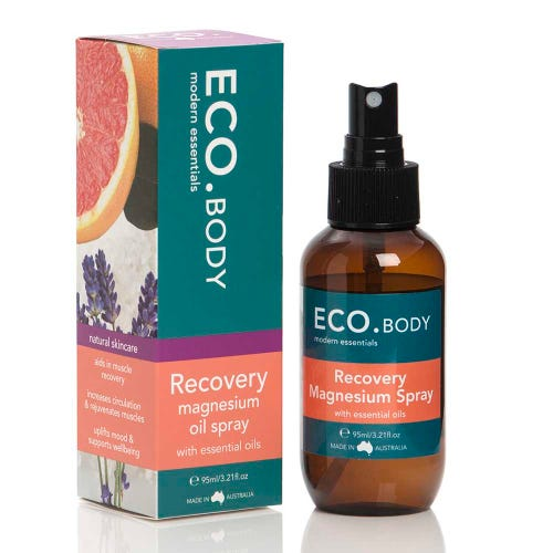 Eco. Recovery Magnesium Oil Spray (100ml)