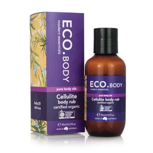Eco. Certified Organic Cellulite Body Rub (95ml)