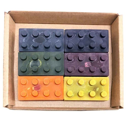Eco Crayons Bricks