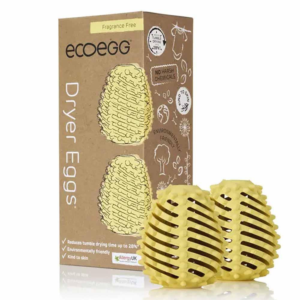 Ecoegg Dryer Eggs Fresh Linen (Eggs & Sticks)
