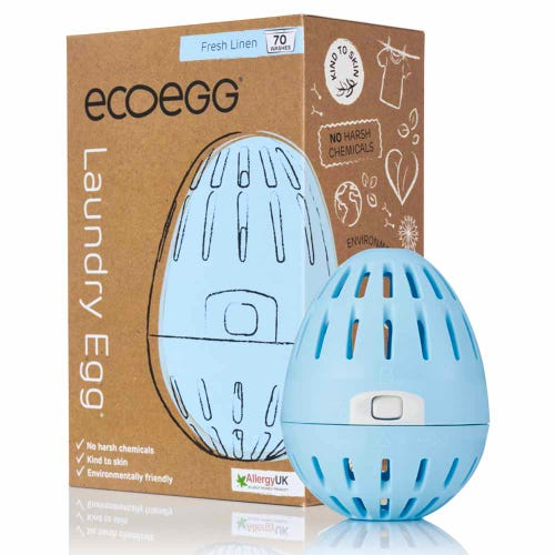 Ecoegg Laundry Egg 70 Washes Fresh Linen
