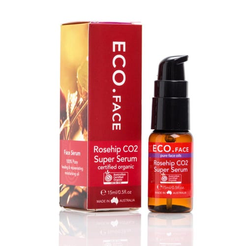 Eco. Certified Organic Rosehip CO2 Super Serum (15ml)