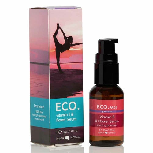 Eco. Vitamin E & Flower Serum (30ml)