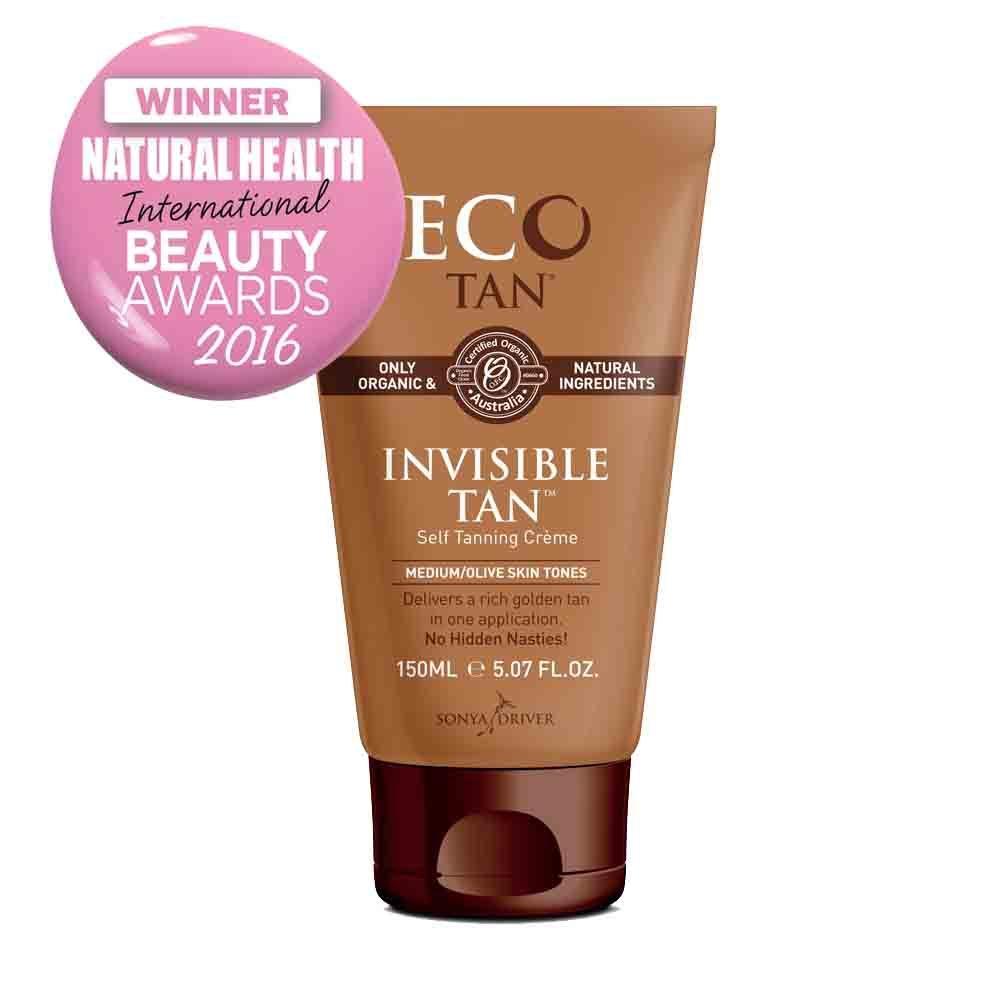 Eco Tan Organic Invisible Tan (150ml)