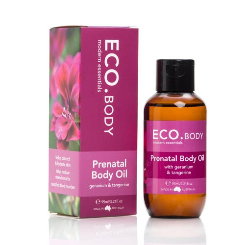 Eco. Prenatal Body & Massage Oil (95ml)