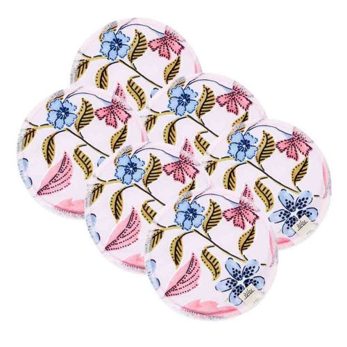 EcoNaps Reusable Nursing Pads 3 Pack - Arcadia