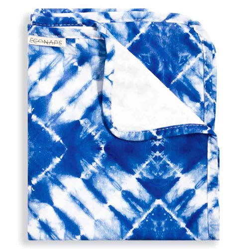 EcoNaps Travel Change Mat - Tie Dye