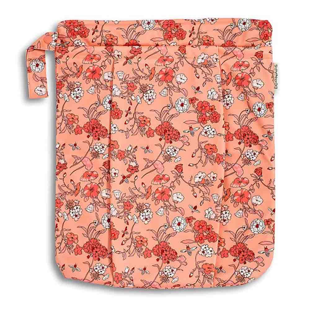 EcoNaps Premium Wet-Bag - Vintage Blossom