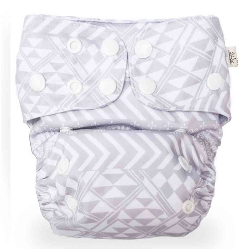 EcoNaps Reusable Cloth Nappy - Wanderlust Sand