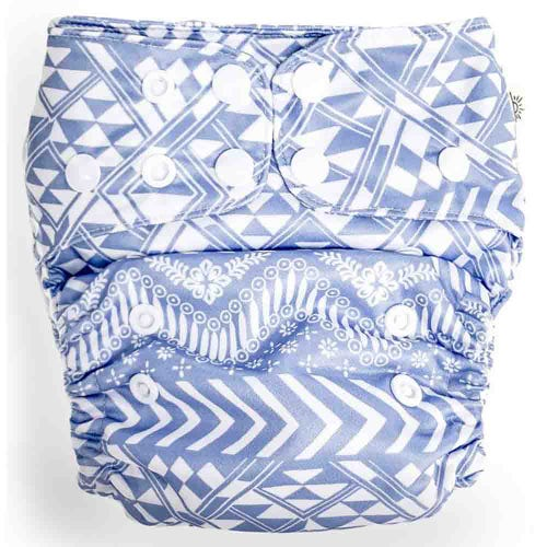 EcoNaps Reusable Cloth Nappy - Wanderlust