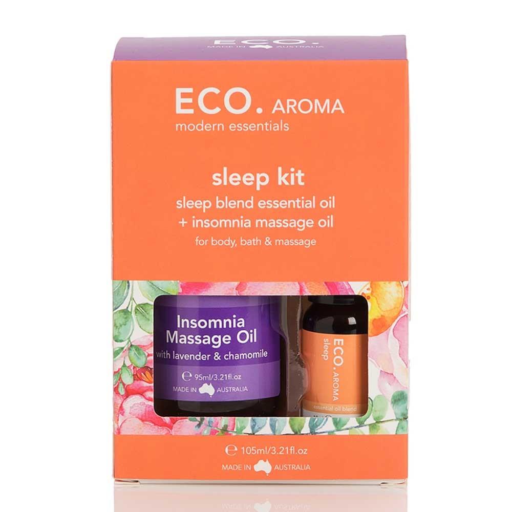 Eco. Body & Aroma Sleep Duo