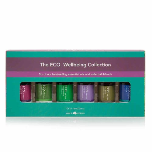 Eco. Essential Oil Wellbeing Collection
