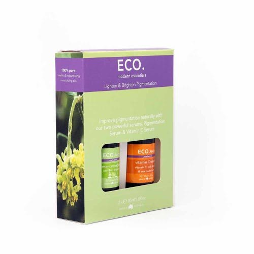 Eco. Pigmentation & Vitamin C Serum Duo (2x30ml)