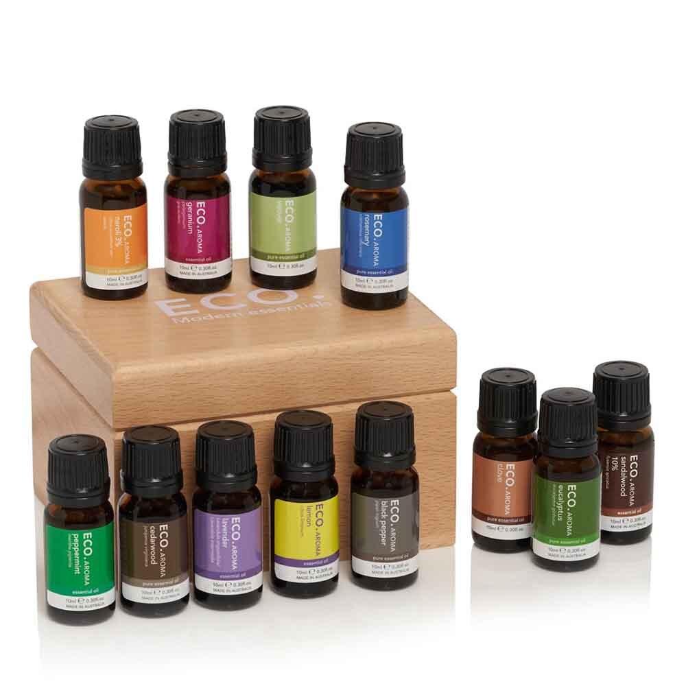 ECO. Aromatherapist Essentials Box
