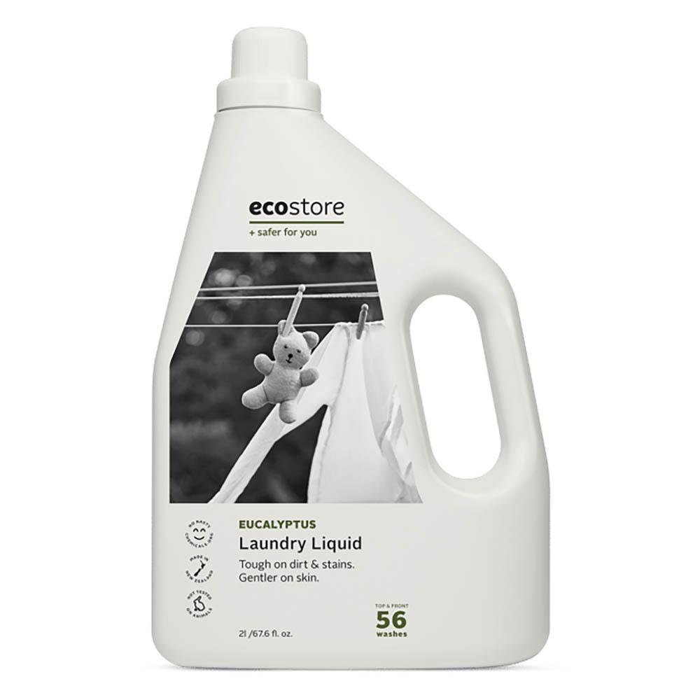 ecostore Laundry Liquid Eucalyptus (2L)