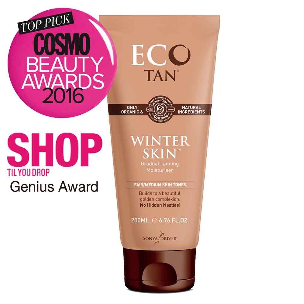 Eco Tan Organic Winter Skin (200ml)