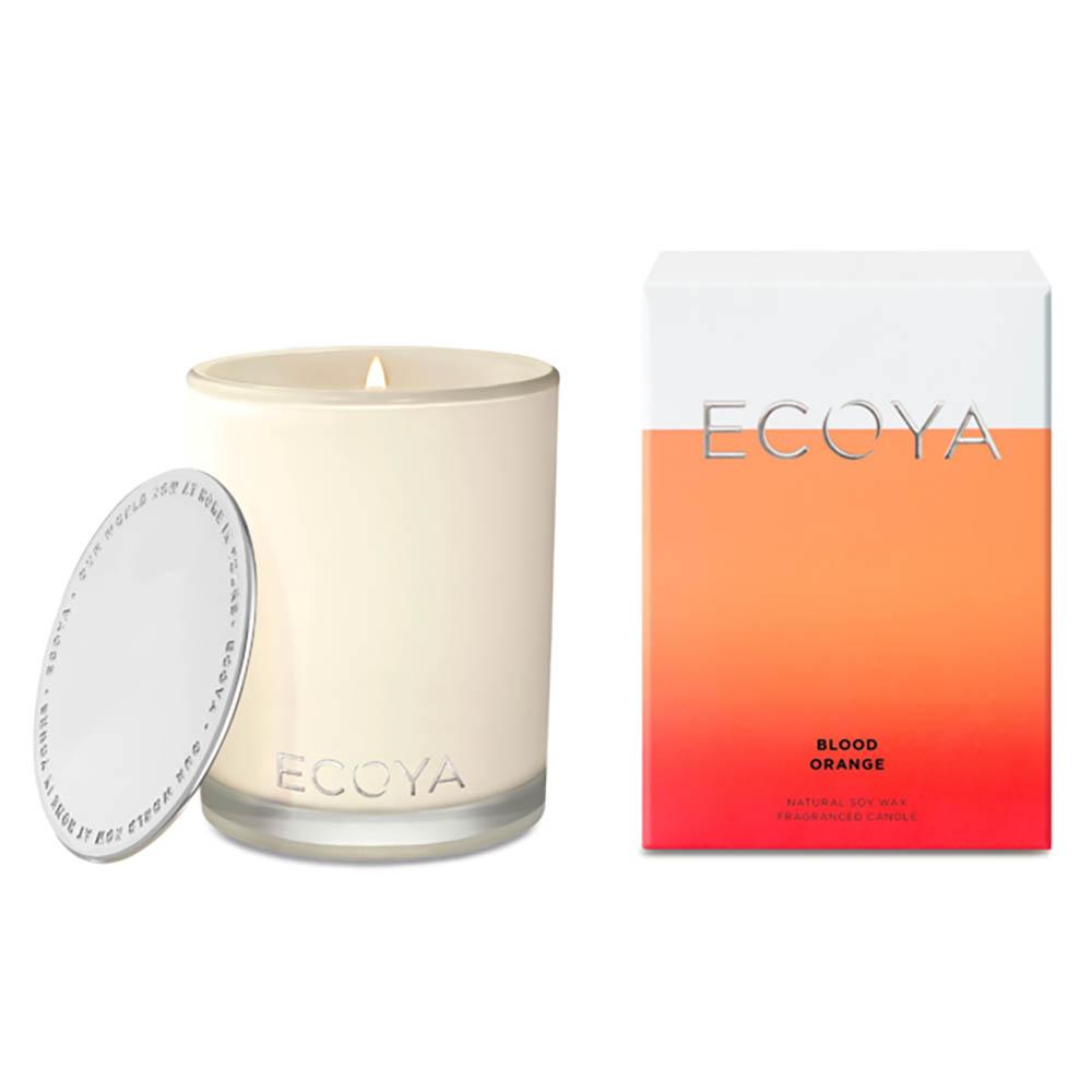 ECOYA Madison Jar Candle - Blood Orange