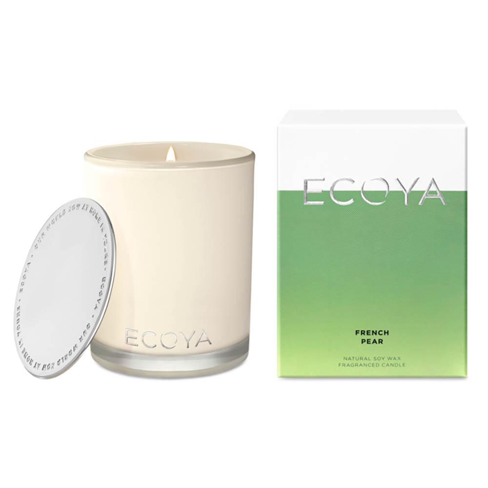 ECOYA Madison Jar Candle - French Pear