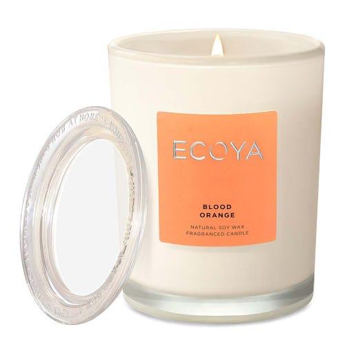 ECOYA Metro Jar Candle - Blood Orange