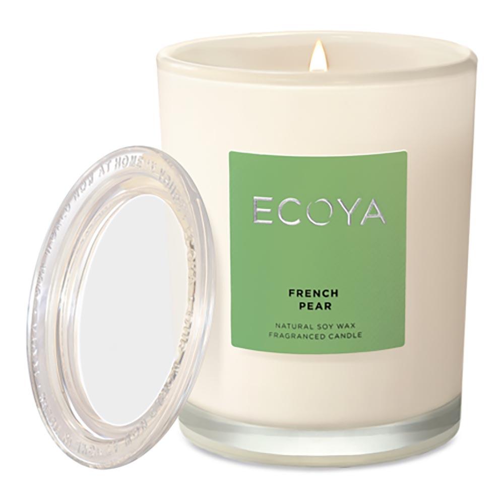 ECOYA Metro Jar Candle - French Pear